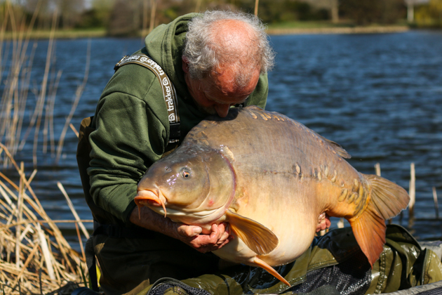 New PB for René Schuit at De Koperen Plas! | The Carp Specialist