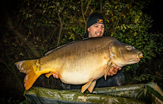 Twice a new lake RECORD on Windmill Lake! | The Carp Specialist