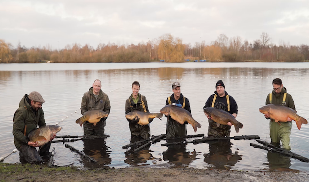Euro-Aqua gives biggest carp to a British angler in World record ...